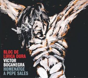 Bloc de lírica dura - Víctor Bocanegra